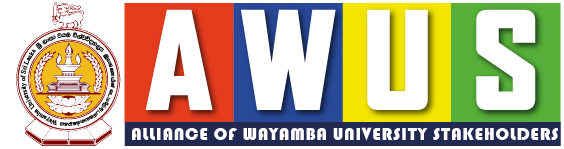 Alliance of Wayamba University Stakeholders